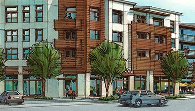 Rendering of Carson project