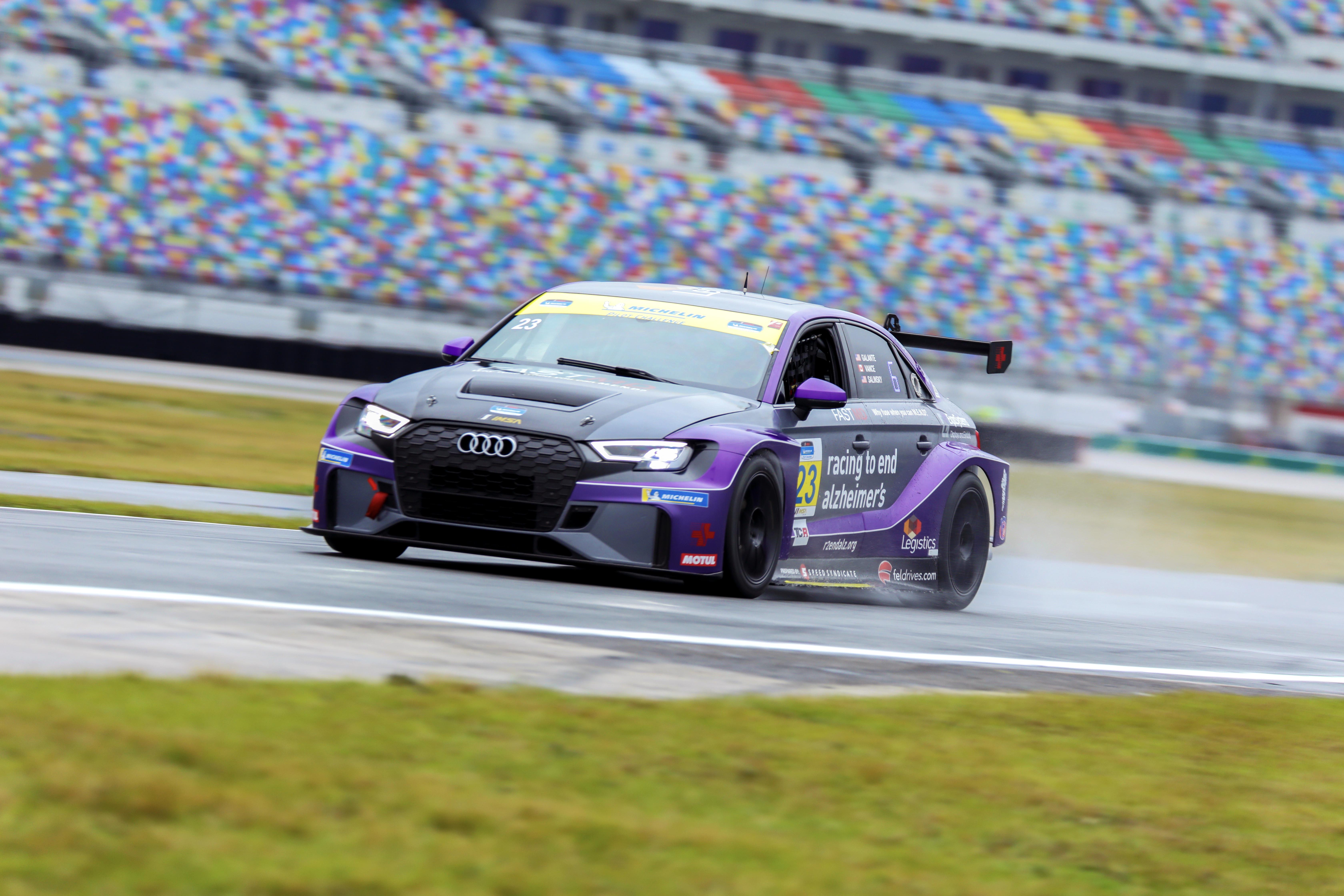 r2endalz Audi RS3 at Daytona